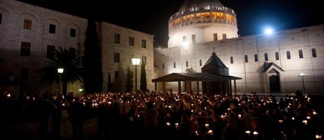 The Sanctuary of Nazareth