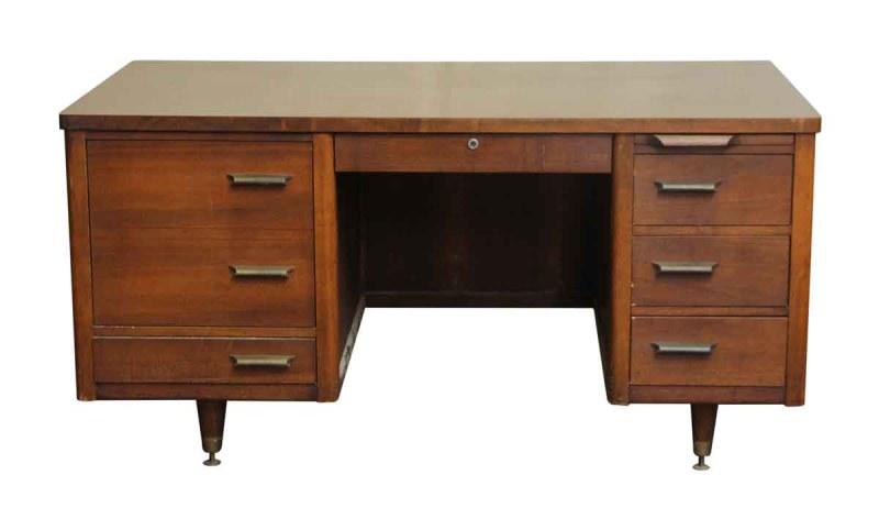 Large Of Mid Century Desk