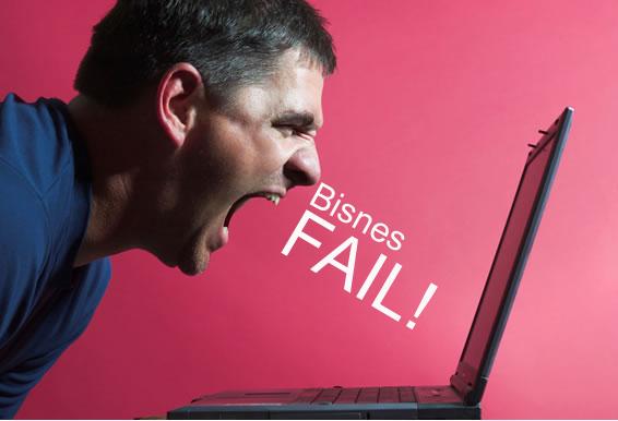 Kelemahan Diri Dalam Bisnes Offline