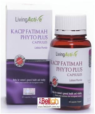 Ekstrak Kacip Fatimah Phyto Plus Review