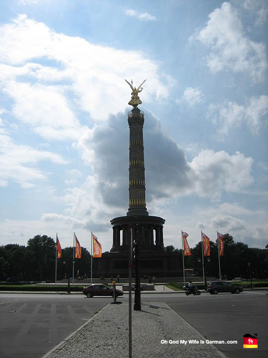 Pictures: Our Trip to Berlin, Germany, in the Summer of 2011 (1/6)