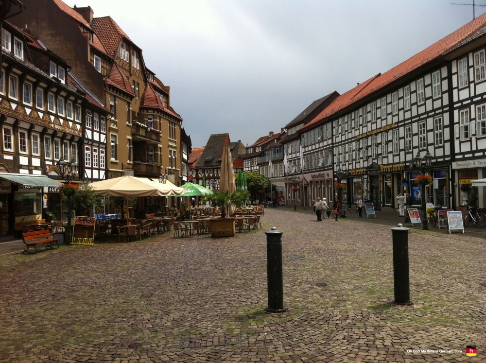 Pictures: Our Visit to Einbeck, Germany, in the Summer of 2011 (5/6)
