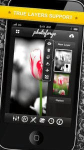 PhotoForge 2 for iPhone