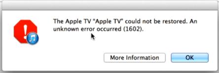 iTunes Error 1602: How to Fix