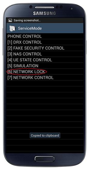 Galaxy S4 Unlock free