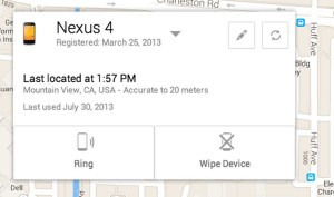 Android Device Manager - How to Find Lost Android Phone