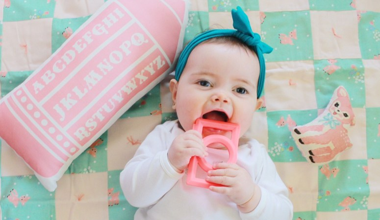 Small Business Spotlight: Little Standout Teether