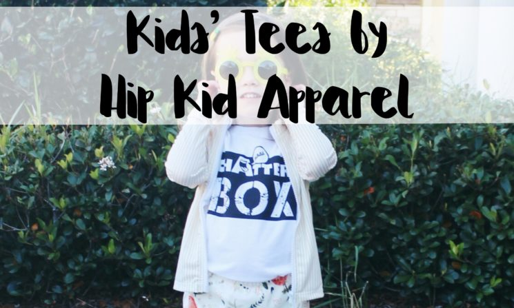 Kids' Tees by Hip Kid Apparel
