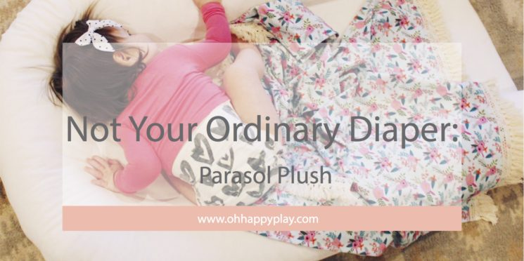 Parasol Plush: Not Your Ordinary Diaper