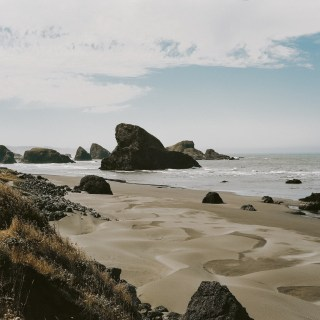 oregon coast and california redwoods // a photographic journal