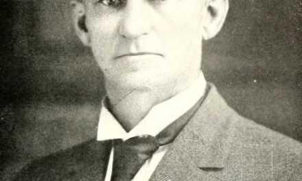 Biography of Martin T. Hodson of Pioneer, Ohio