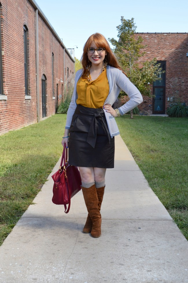 Wear it to Work: The Colors of Autumn