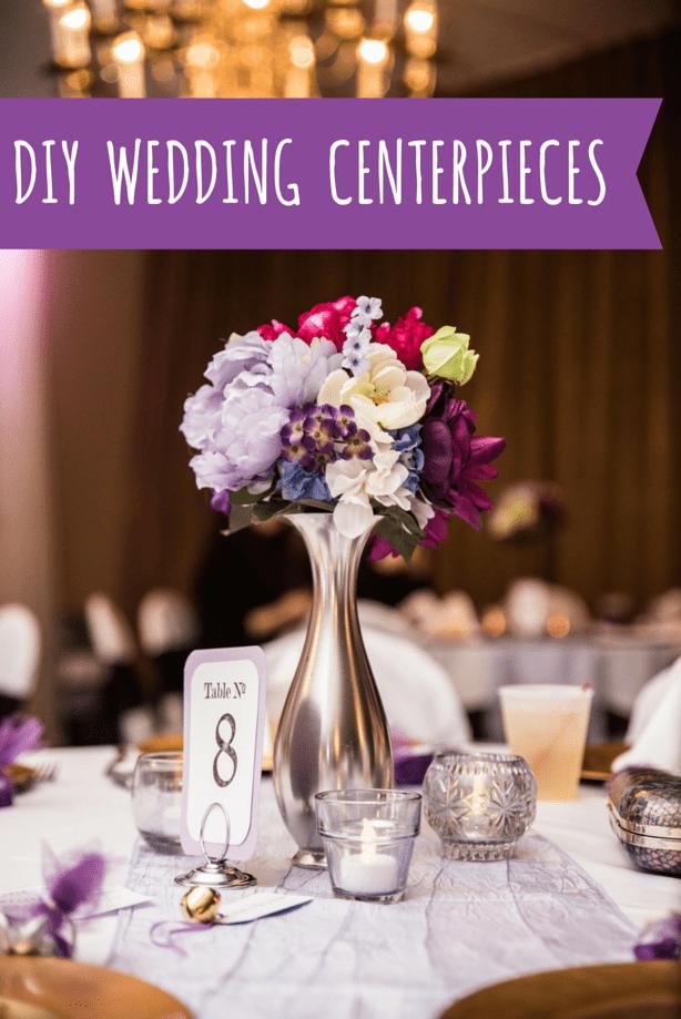DIY WEDDING CENTERPIECES (1)
