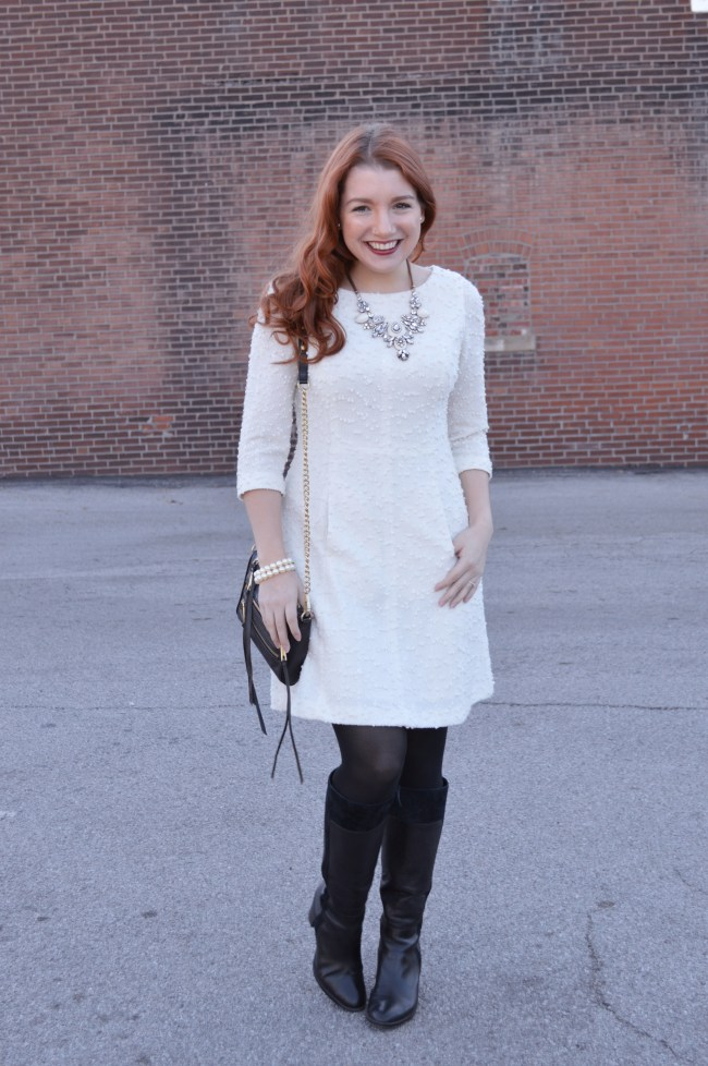 Dressing for the Holidays: Winter White