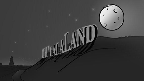 OhlalaLand Illustration by Pierre Zah