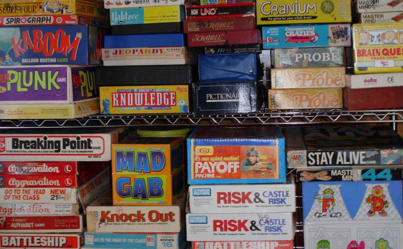 5 Tips for Playing Board Games With Younger Kids