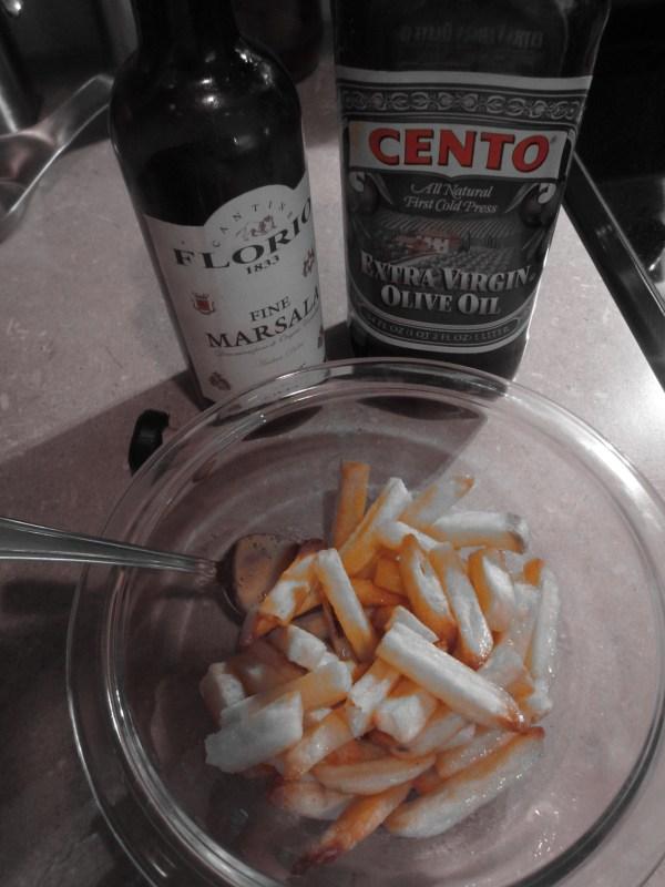 2013325 oily chili fries