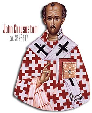 1St. John Chrysostom