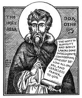 Icon of St. Dorotheos