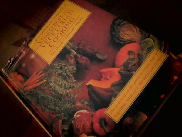 2013511 vegetarian cookbook