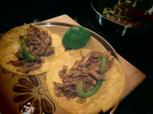 Vegan Pulled Jackfruit Pork