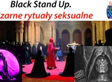 13. Black Stand Up