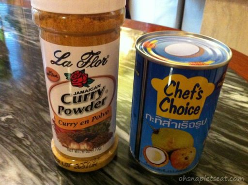 Super Easy and Ridiculously Delicious: Coconut Milk Curry Chicken Recipe!