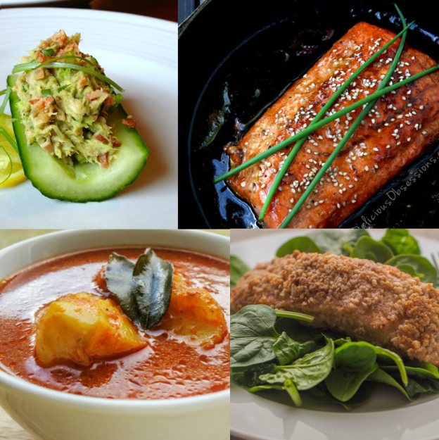 seafood - fish - paleo