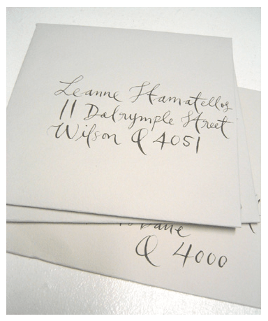 Australian Calligraphy Hand Lettering2 Calligraphy   Pick Me!