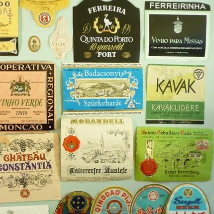 Vintage Labels3 Vintage Labels