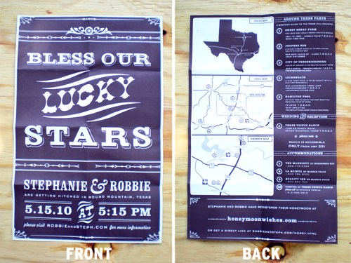 Texas Wedding Invitations Poster 500x375 Texas Ranch Wedding Invitations