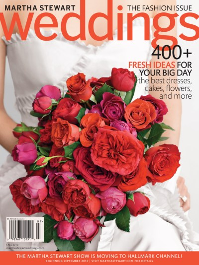 Martha Stewart Weddings Fall 2010 cover 500x668 Sneak Peek –Martha Stewart Weddings Fall Issue