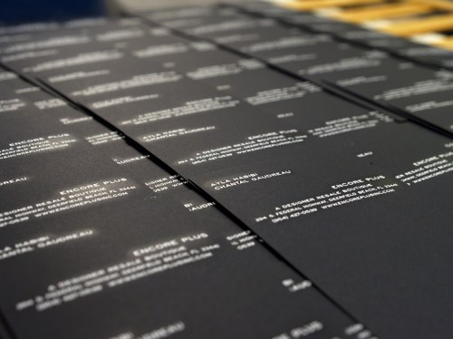 Printing22 500x374 Crane Stationery, A Tour   Part 2