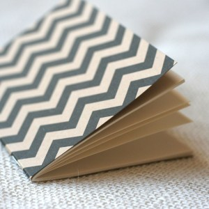 wit whistle chevron stripe notebook 300x300 Quick Pick: Wit + Whistle