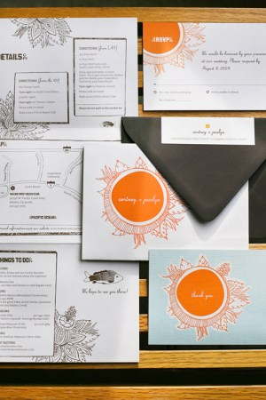 Malibu Beach Sun Wedding Invitations41 300x450 Beach Inspired Wedding Invitations