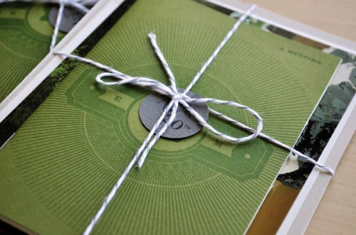Art Museum Letterpress Wedding Invitations Twine 500x331 Marcy + Edwards Creative Art Museum Wedding Invitations