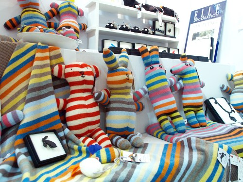 Black Rabbit UK Sock Puppets 500x375 January 2011 NYIGF, Part 2