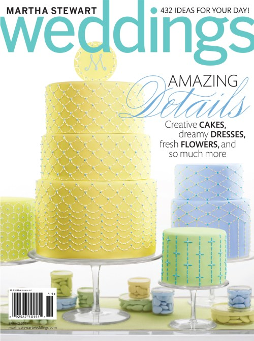 Martha Stewart Weddings Spring 2011 Cover 500x670 Sneak Peek   Martha Stewart Weddings Spring 2011 Issue