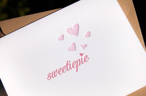 Wild Ink Press Sweetiepie Valentines Day Cards 500x331 Seasonal Stationery: Valentines Day Cards, Part 2