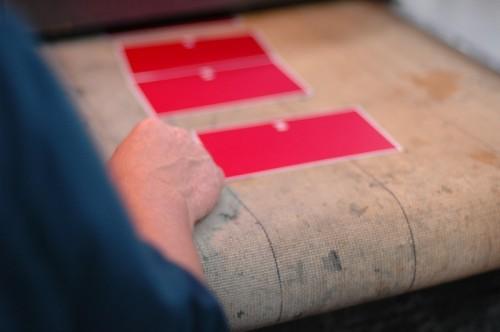 Engraving Printing Process Step2 500x332 The Printing Process: Engraving
