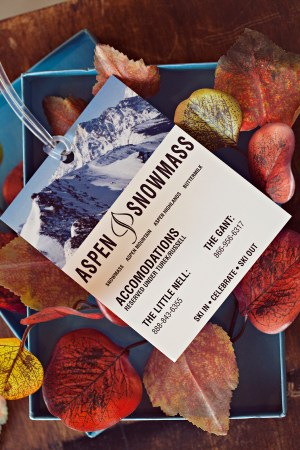Fall Aspen Wedding Save the Dates5 300x450 Fall Ski Inspired Aspen Save the Dates