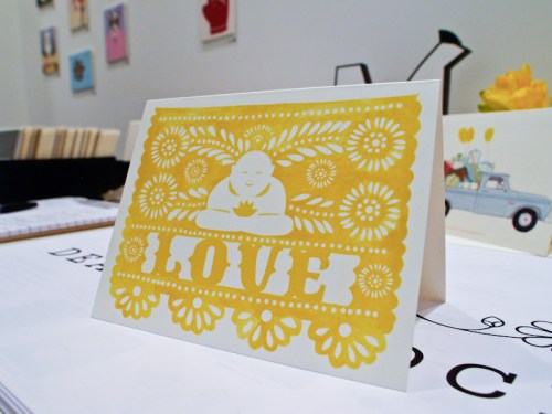 National Stationery Show Dear Hancock9 500x375 National Stationery Show 2011   Part 6