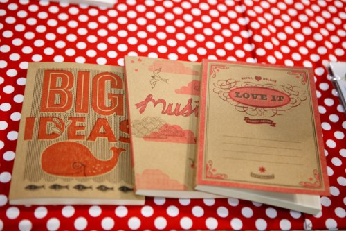 National Stationery Show Hello Lucky5 500x333 National Stationery Show 2011   Part 5