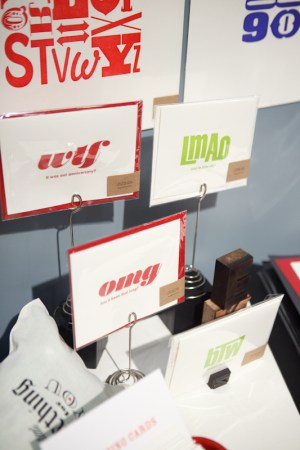 National Stationery Show Ladies of Letterpress51 300x450 National Stationery Show 2011   Part 4