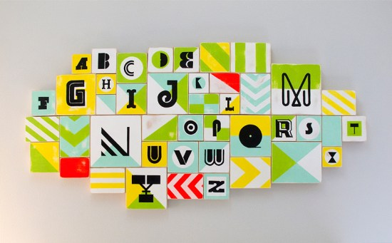 Modern Nursery Alphabet Blocks 550x341 Jasons Modern Nursery Alphabet Blocks
