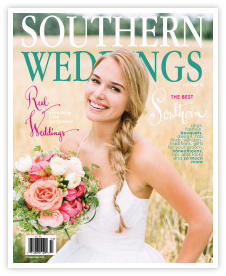 Southern Weddings SS2010 Cover Press