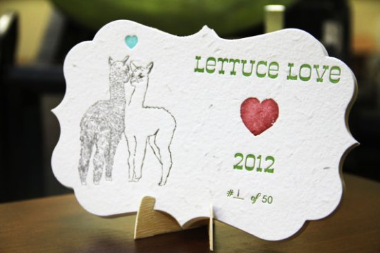 Lettuce Press 2012 Die Cut Calendar 550x366 2012 Calendar Round Up, Part 10