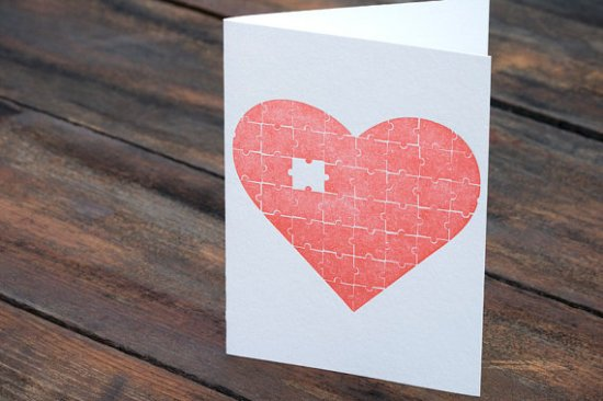 Papillon Press Valentines Day Card 550x366 Seasonal Stationery: Valentines Day Cards, Part 4