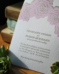 Wedding Invitations by Smudge Ink (5)