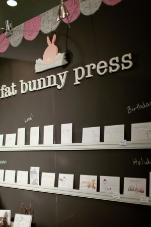 NSS 2012 Paper Lovely Fat Bunny Press 1 300x450 National Stationery Show 2012, Part 9